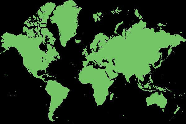 Bactiguard i världen